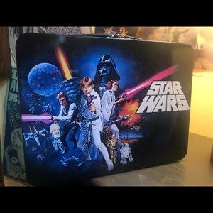 Star Wars tin box